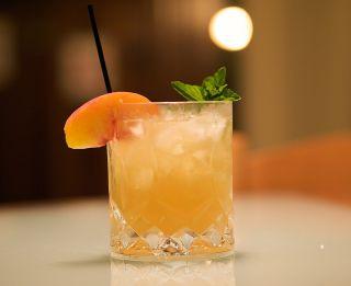 Goldener Rum