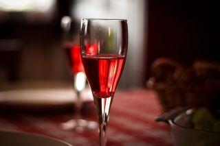 Wein Aperitif