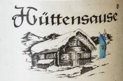 hüttensause logo