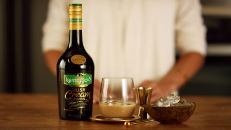 Kerrygold on the rocks